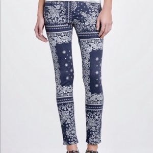 AG Jeans The Legging Ankle Sz 25